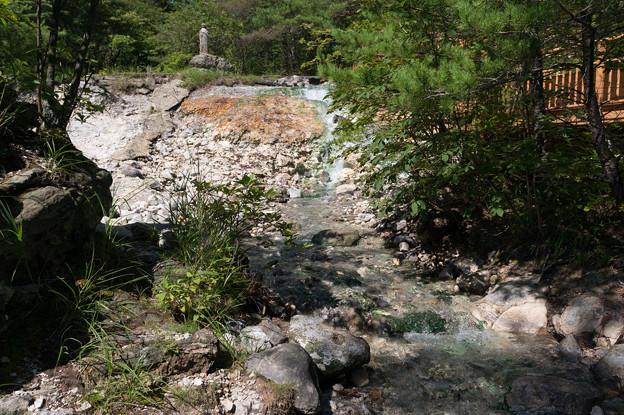 【草津温泉・西の河原】2