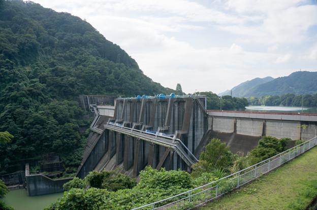 【津久井湖の城山ダム】3