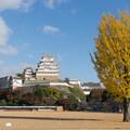 姫路城十景【No2_三の丸広場】2