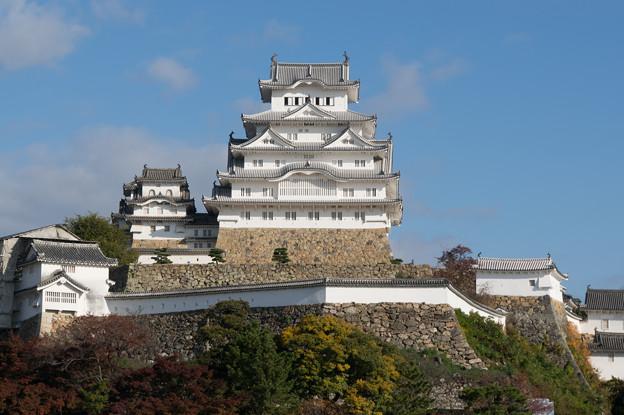 姫路城十景【No2_三の丸広場】3