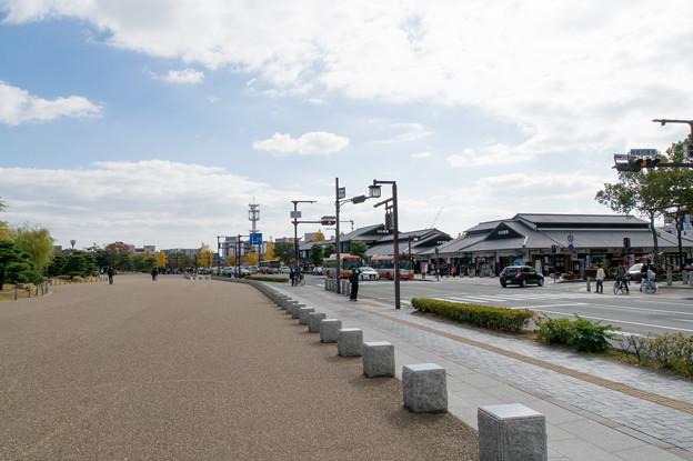 姫路城【03_姫路城前交差点】