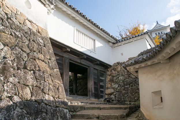 姫路城【14_はの門】