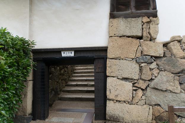 姫路城【18_ほの門】