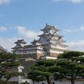 姫路城【46_西の丸から見る天守】