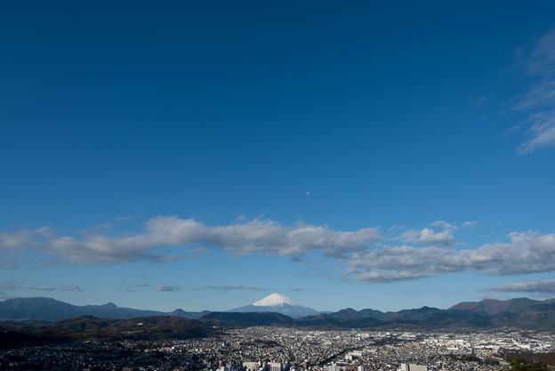 富士山【弘法山からの眺め】1