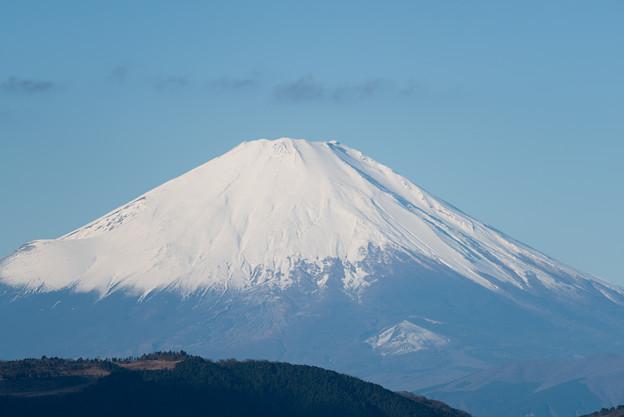 富士山【弘法山からの眺め】5