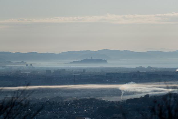 江ノ島【弘法山からの眺め】6