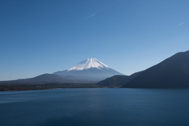 富士山【本栖湖からの眺め】2