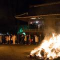 【富士浅間神社の元旦初詣の様子】1