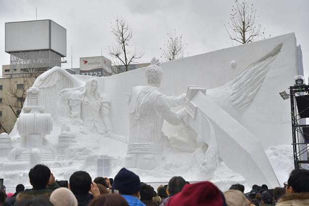 札幌雪祭り (2)