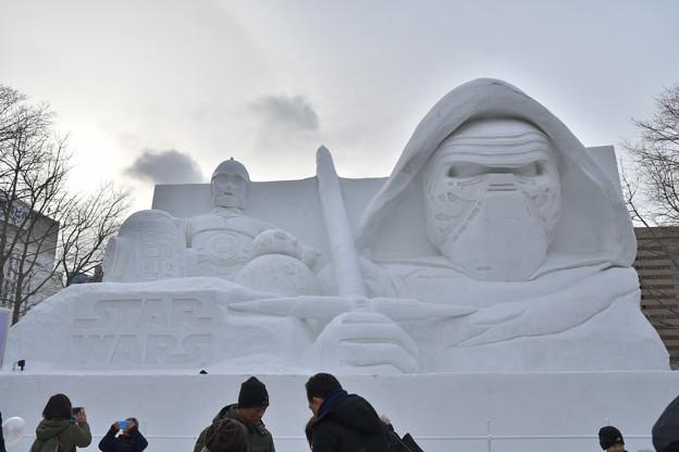 札幌雪祭り (1)