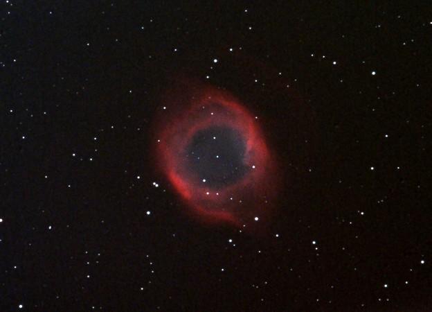 らせん星雲 NGC7293