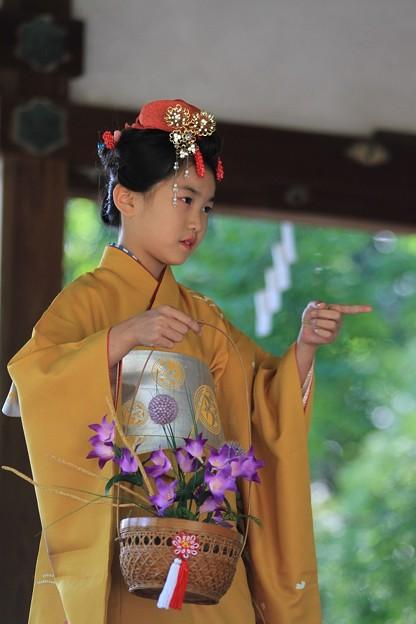 IMG_7082梨木神社・萩まつり・京舞・篠塚流