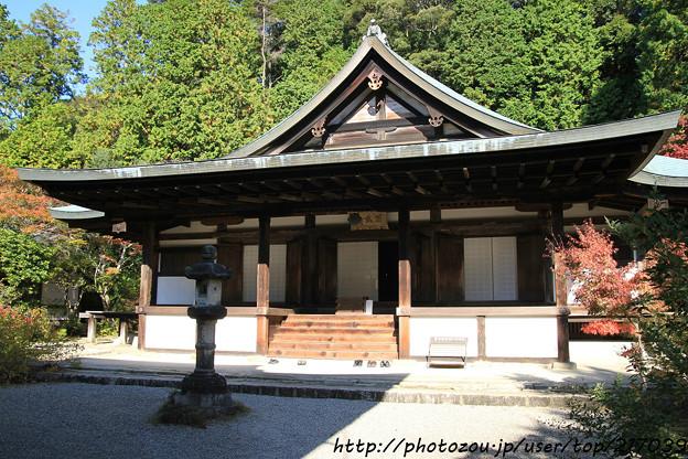 IMG_9704圓成寺・本堂(阿弥陀堂)(重要文化財)