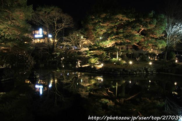 IMG_2447京都・東山花灯路2017・前期・円山公園
