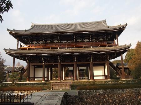 東福寺 三門 P1110254