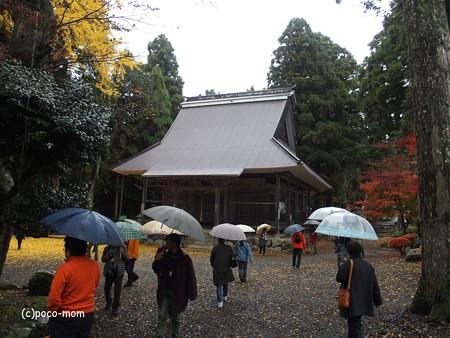旧戸岩寺(薬師堂)PB270635