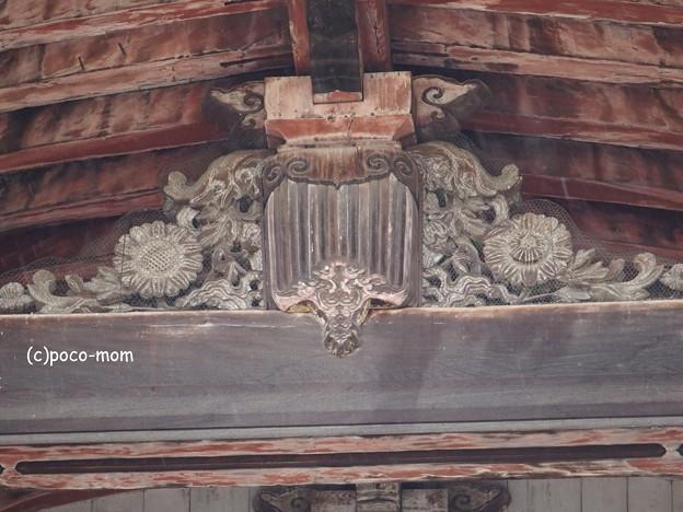東大寺大仏殿 笈形 P1220947