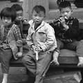 写真: 台北の子供達