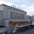 夕暮れの上野駅