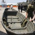 Photos: 渡河ボート