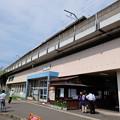 鹿島線 潮来駅