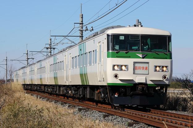 Photos: 成田山初詣ぐんま号