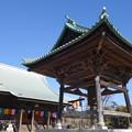 写真: 村松山 虚空蔵堂 鐘楼堂