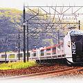 Photos: 総武本線 物井-佐倉 特急 成田エクスプレス