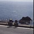 写真: 男鹿半島の海
