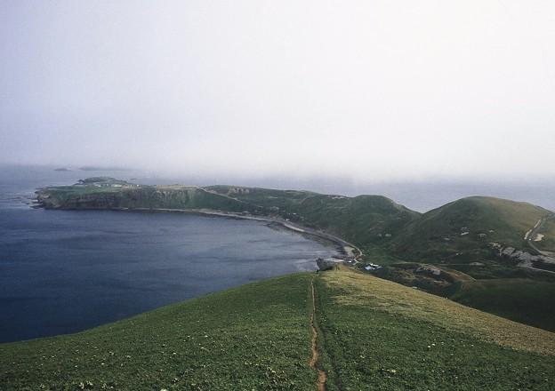 Photos: ゴロタ岬から見るスコトン岬