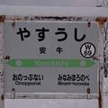 宗谷本線 安牛駅(W69)