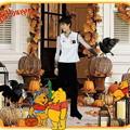 Photos: ^^きょうはプーさんと Halloweenパーティーです♪^^