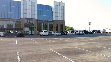 20140727鈴鹿8耐民営駐車場 (1)