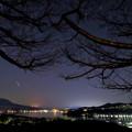 星降る山中湖