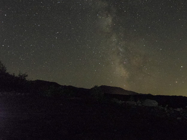 Photos: 射手座方向の銀河
