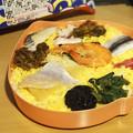 写真: 桃太郎の祭り寿司