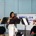 写真: ヴィオラ奏者 ヴィオリスト  吉瀬弥恵子 よしせやえこ        Yaeko Yoshise
