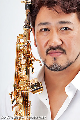 平野公崇 ひらのまさたか サックス奏者 サクソフォン奏者     Masataka Hirano