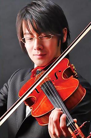 加藤大輔 かとうだいすけ ヴィオラ奏者 ヴィオリスト