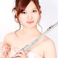 Photos: 米窪麻美 よねくぼまみ フルート奏者 フルーティスト        Mami Yonekubo
