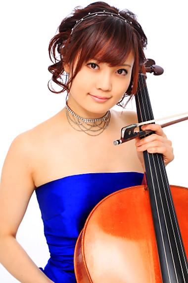 小松舞衣 こまつまい チェロ奏者 チェリスト  Mai Komatsu