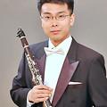 写真: 春山俊介 はるやましゅんすけ クラリネット奏者  Shunsuke Haruyama