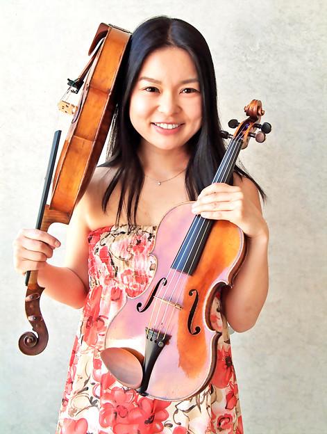 江頭摩耶 えがしらまや  ヴァイオリン奏者 ヴィオラ奏者   ヴァイオリニスト ヴィオリスト  Maya Egashira