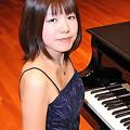 写真: 染谷香 そめやかおり ピアノ奏者 ピアニスト Kaori Someya