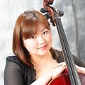 写真: 小野恵美 おのめぐみ チェロ奏者 チェリスト Megumi Ono