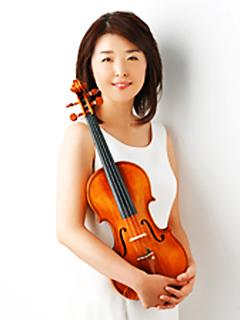 杉原桐子 すぎはらきりこ ヴァイオリン奏者 ヴァイオリニスト Kiriko Sugihara