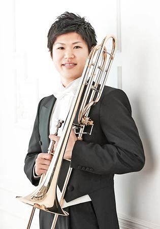 梅澤駿佑 うめざわしゅんすけ トロンボーン奏者