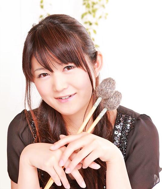 田中恵利加 打楽器奏者 パーカッション