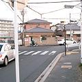 写真: 友岡交差点
